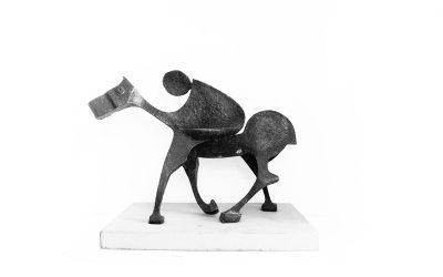 19. Cavallo e cavallerizzo