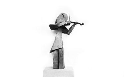 32. Suonatore di violino